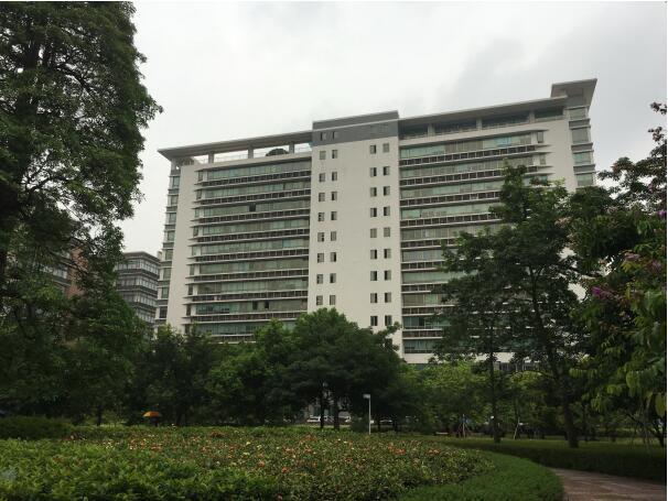 广州市益瑞新材料有限公司办公大楼
